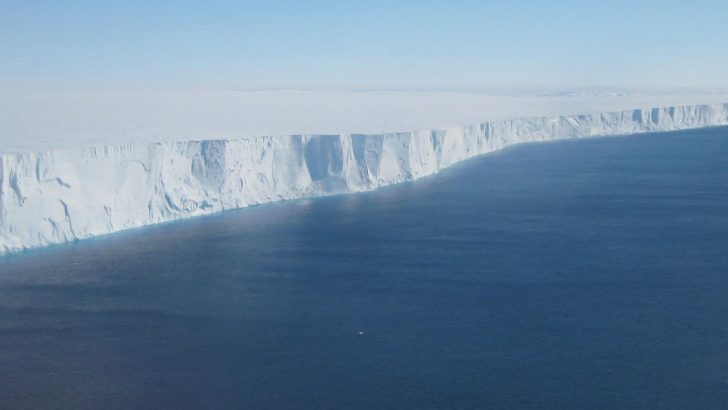 Climate Change and the Thwaites Glacier