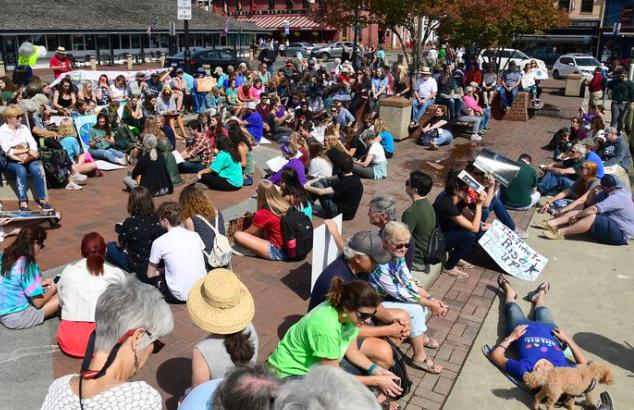 Annapolis Climate Strike