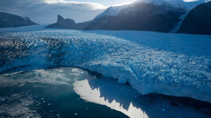 Climate Change's Effects on Greenland
