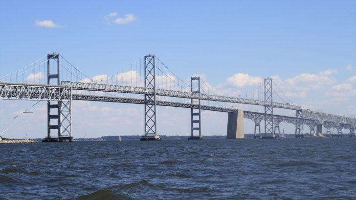 Bay Bridge Construction