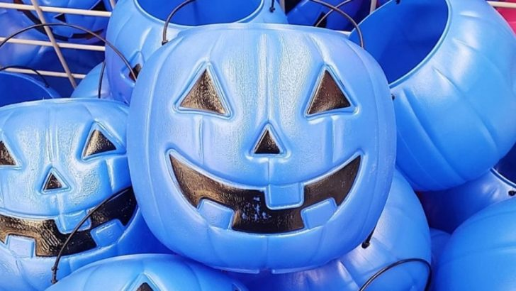 Trick or Treat: The Meaning Behind The Blue Bucket