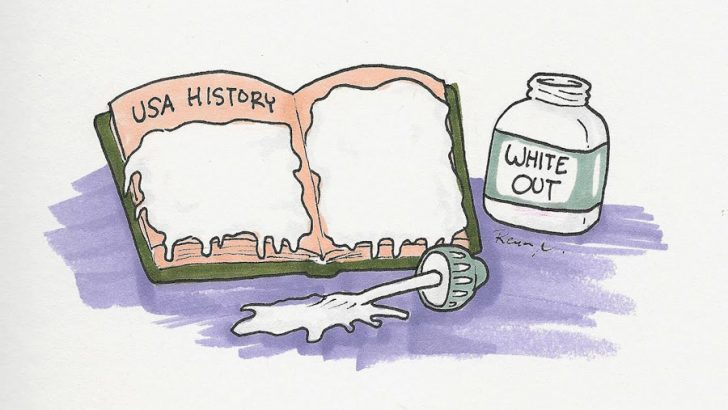 OP ED: The White House Decides How We Should Learn US History