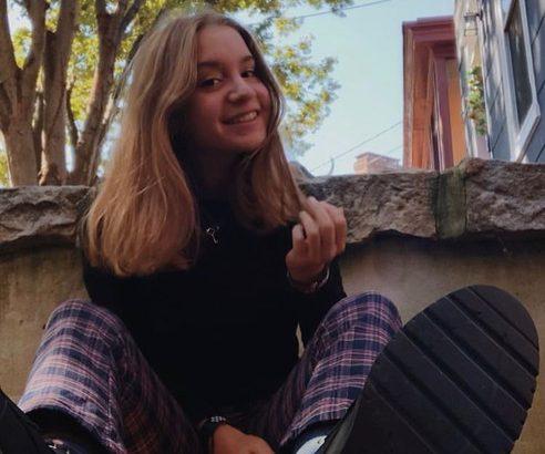 Grace Derderian, '21