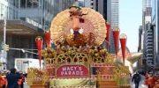 Macy's Day Parade 2020