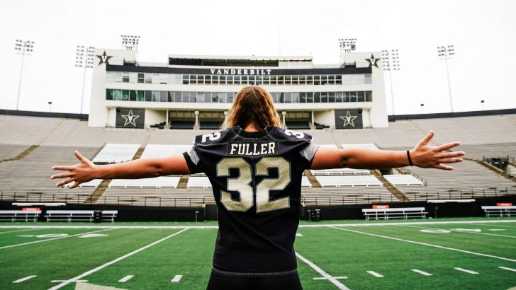 Sarah Fuller Makes History as the First Female to Play in a Power 5 Football Game