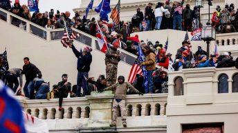 Violent Attack on US Capitol Devastates A Divided Nation