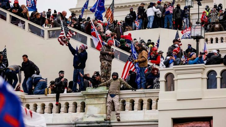 Violent Attack on US Capitol Devastates A Divided Nation