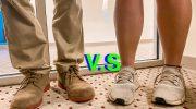 Bucks vs. Sneakers